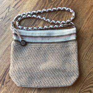 The Sak.  Crochet Purse